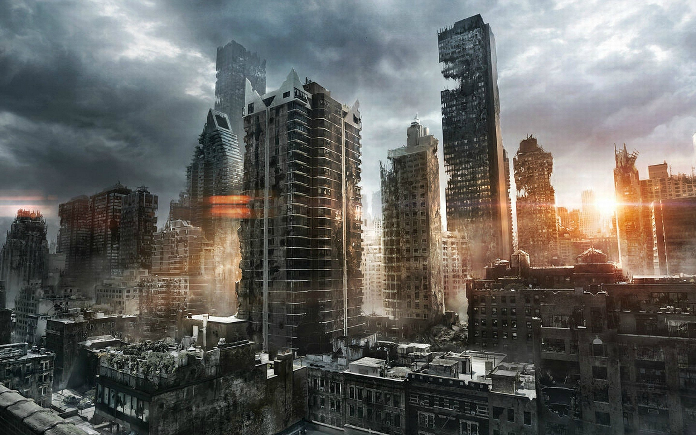 Apocalyptic Backgrounds on Wallpapers Vista