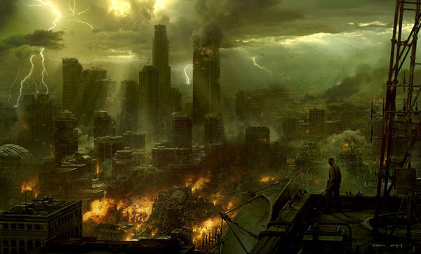 Post Apocalyptic Backgrounds on Wallpapers Vista