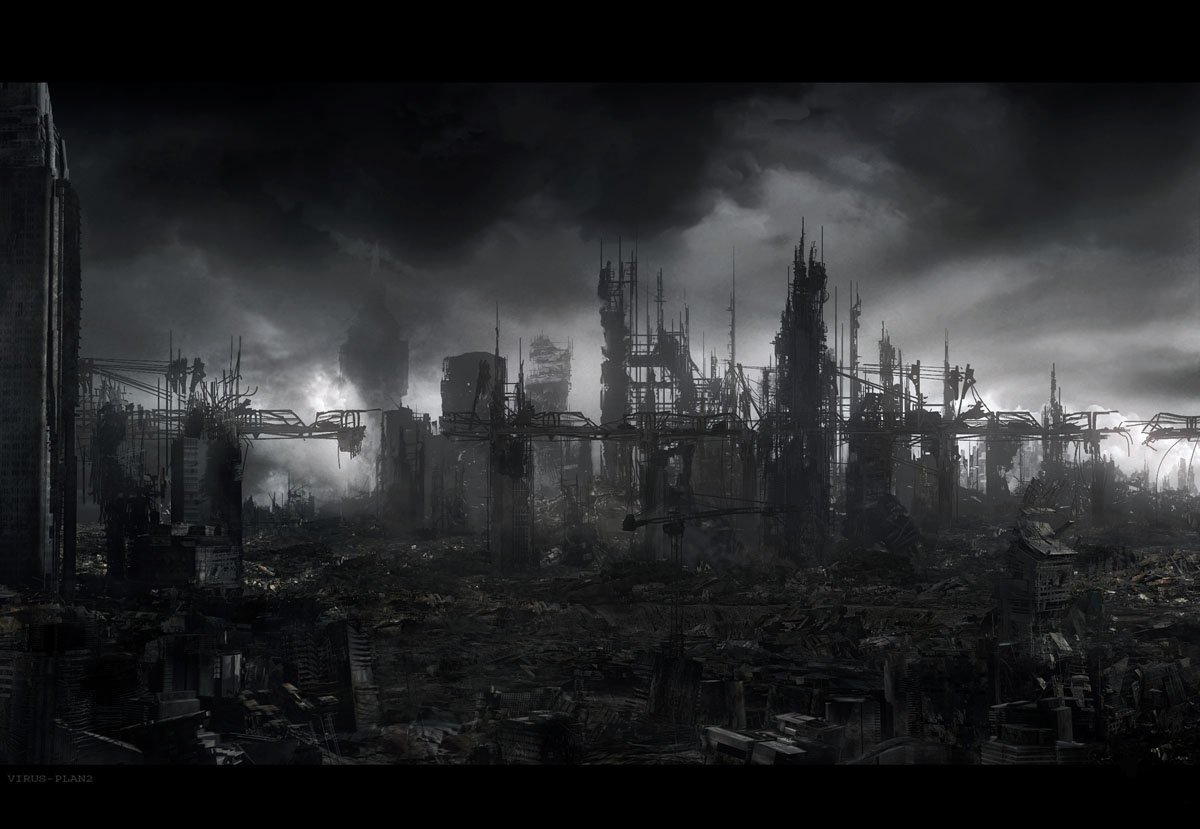 Amazing Apocalyptic Pictures & Backgrounds