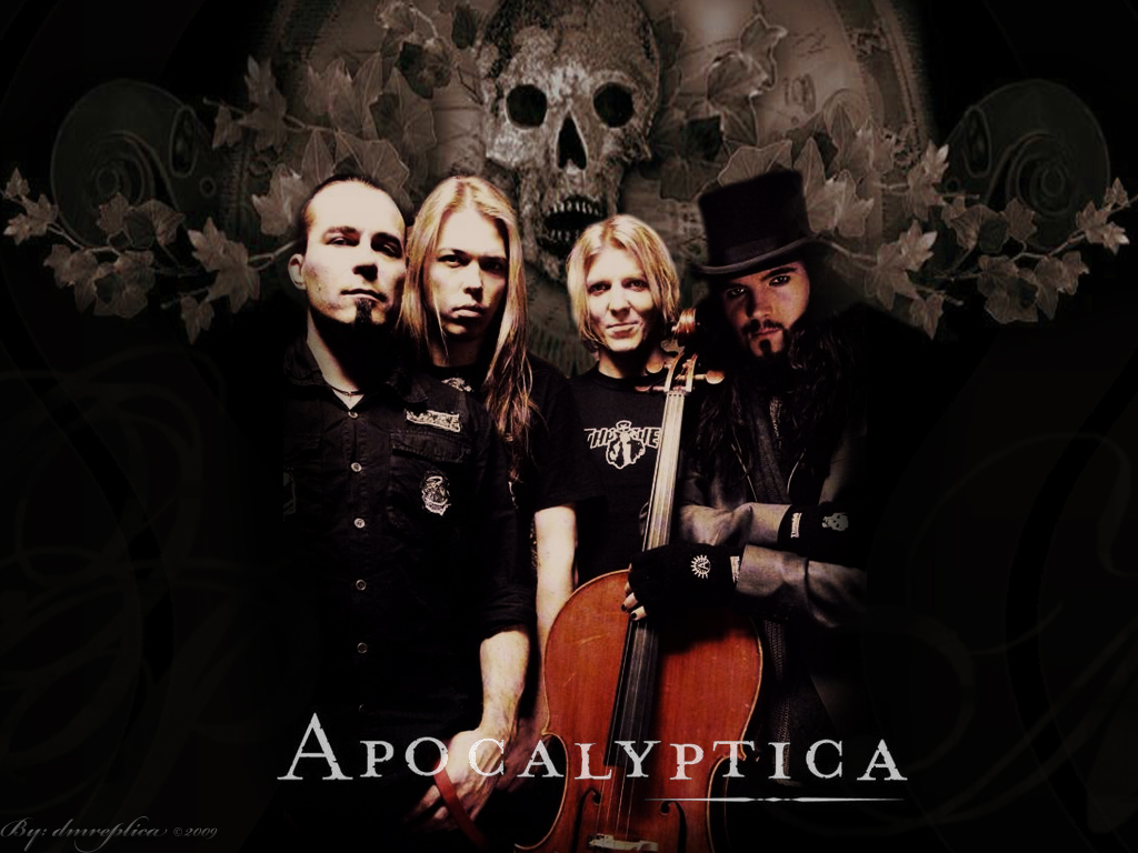 1024x768 > Apocalyptica Wallpapers