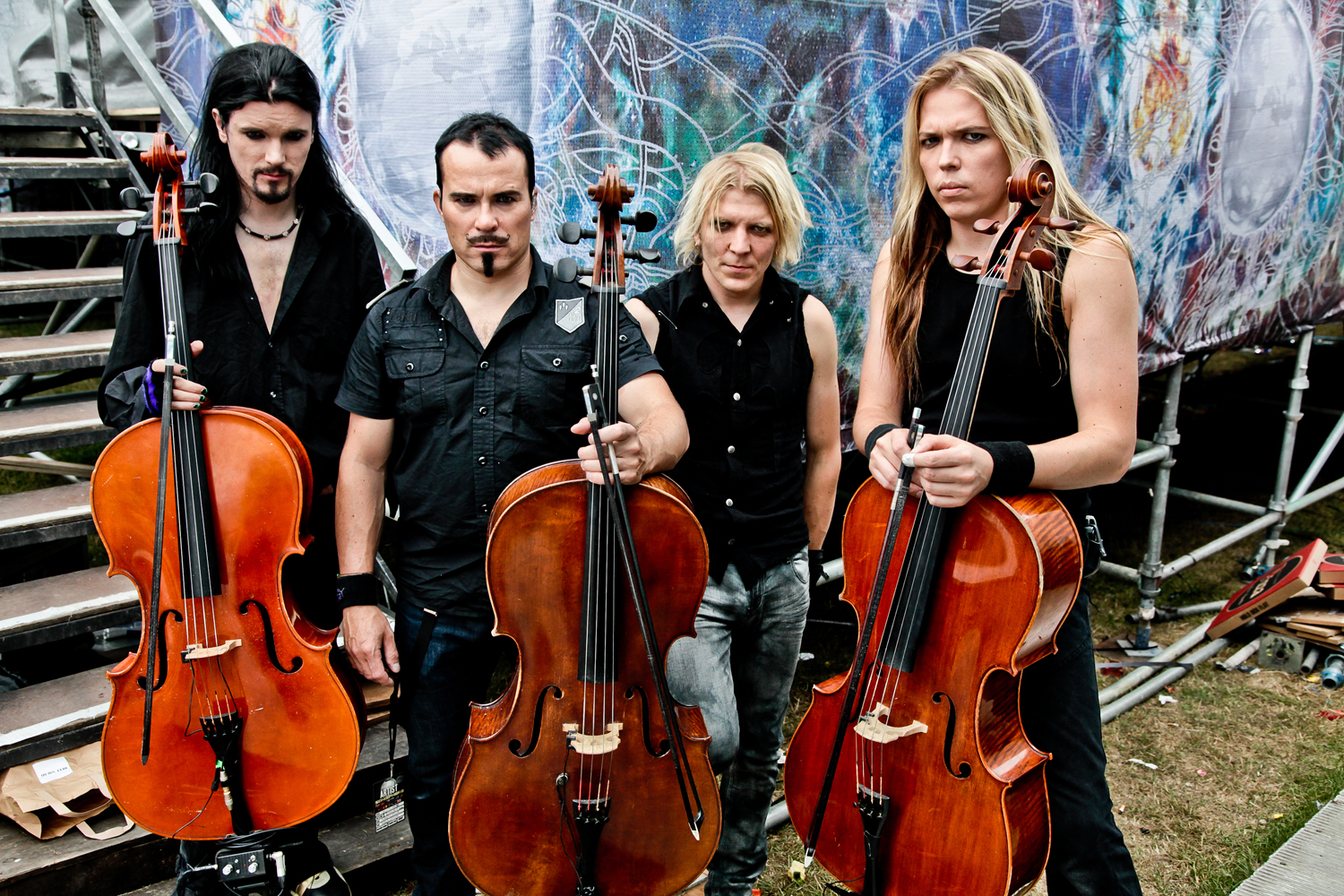 HD Quality Wallpaper | Collection: Music, 1500x1000 Apocalyptica