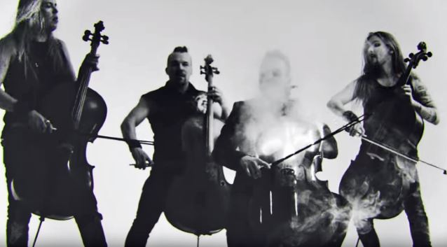 Nice Images Collection: Apocalyptica Desktop Wallpapers