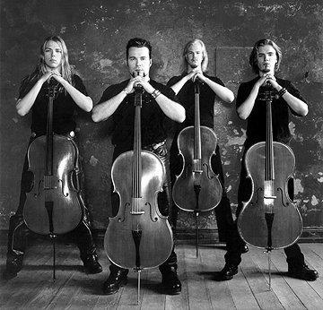 HQ Apocalyptica Wallpapers | File 33.49Kb