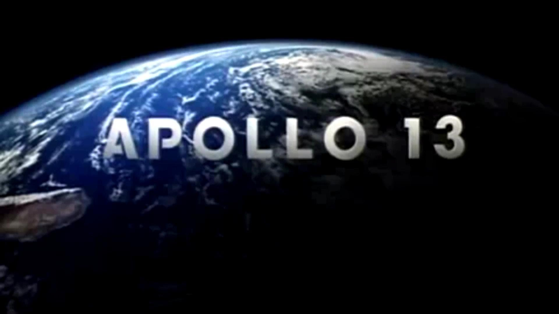 Nice Images Collection: Apollo 13 Desktop Wallpapers