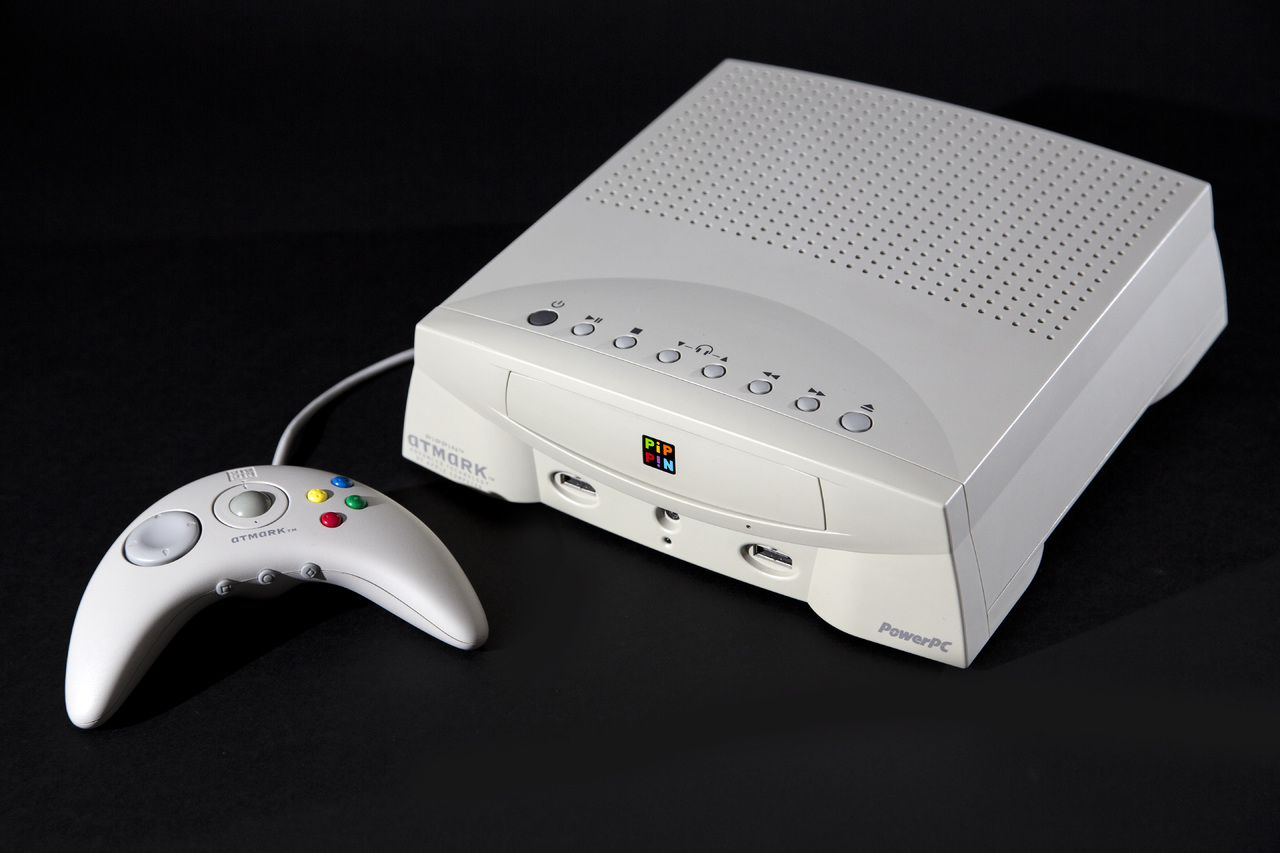 Apple Bandai Pippin Pics, Products Collection