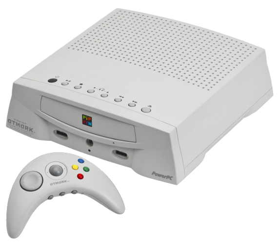Images of Apple Bandai Pippin | 570x504