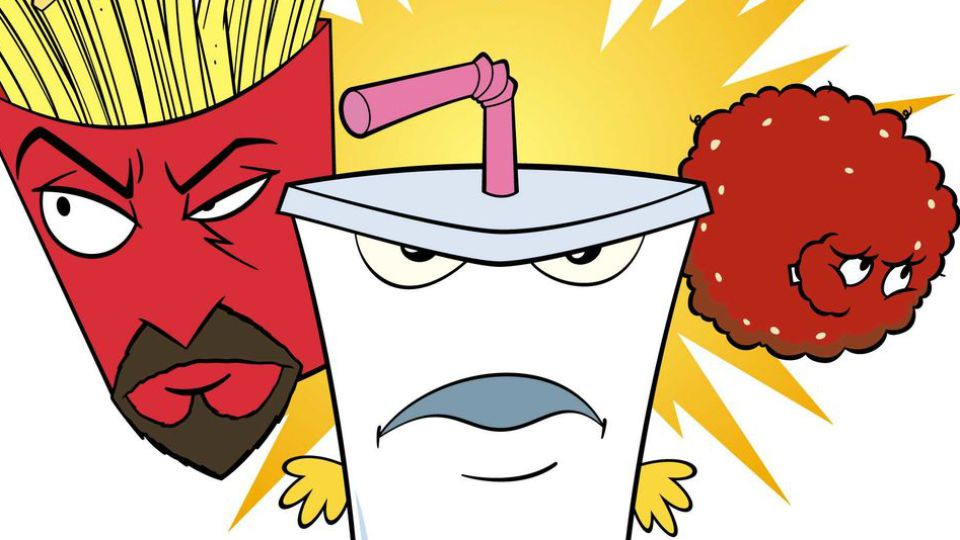 Aqua Teen Hunger Force Backgrounds on Wallpapers Vista