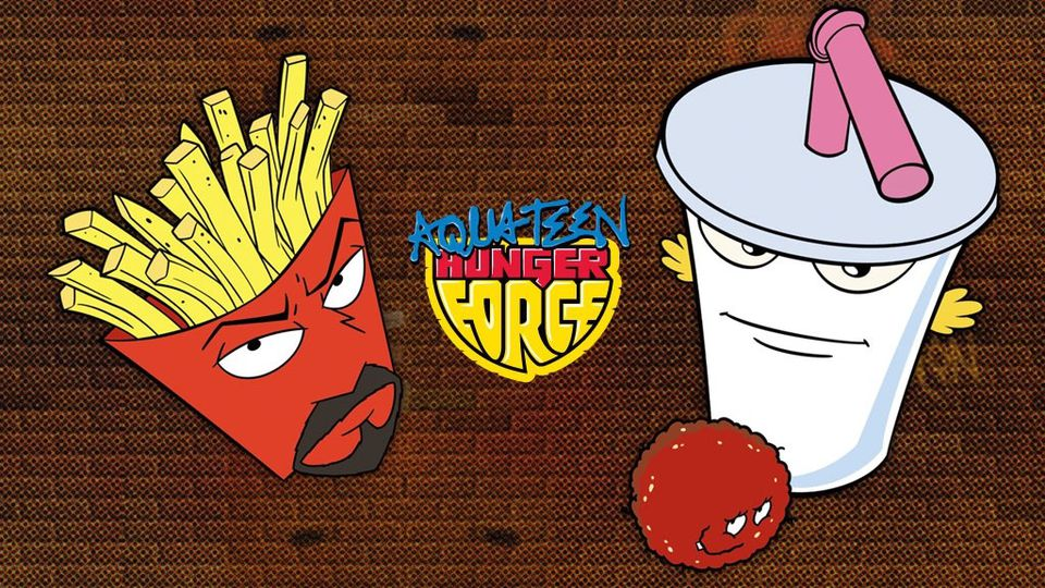 Aqua Teen Hunger Force Backgrounds, Compatible - PC, Mobile, Gadgets| 960x540 px