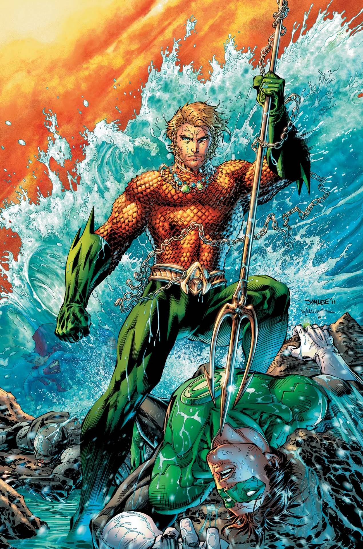 1269x1920 > Aquaman Wallpapers