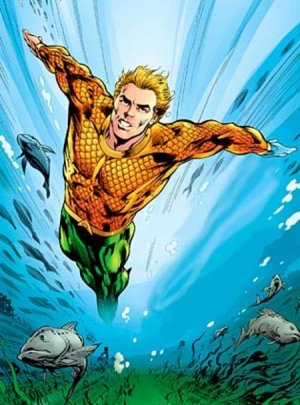 Images of Aquaman | 300x405