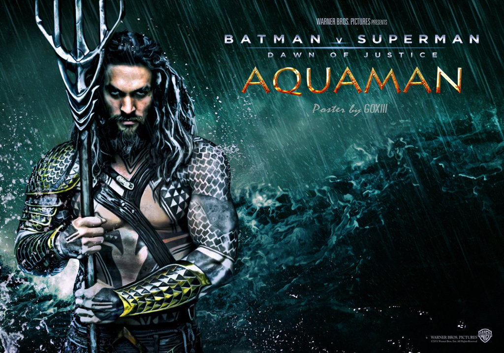 Amazing Aquaman Pictures & Backgrounds