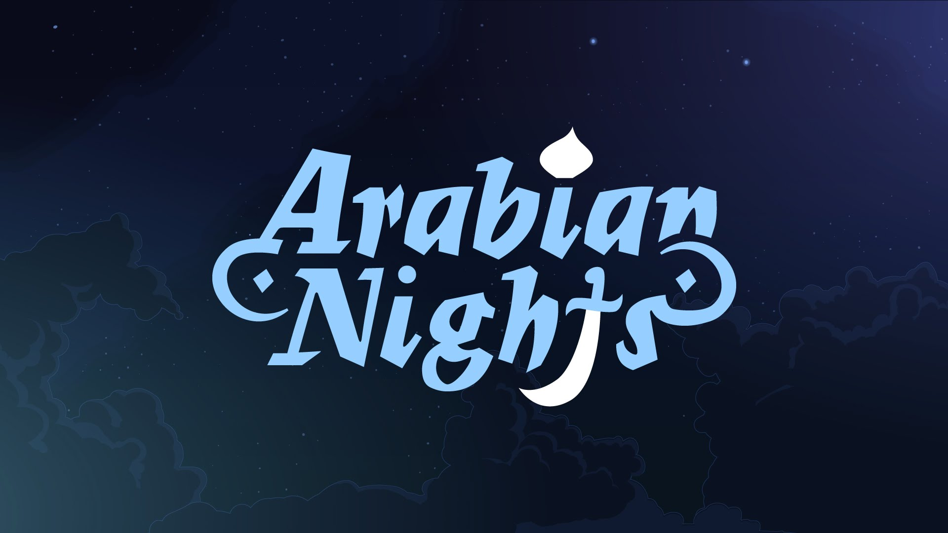 High Resolution Wallpaper | Arabien Nights 1920x1080 px