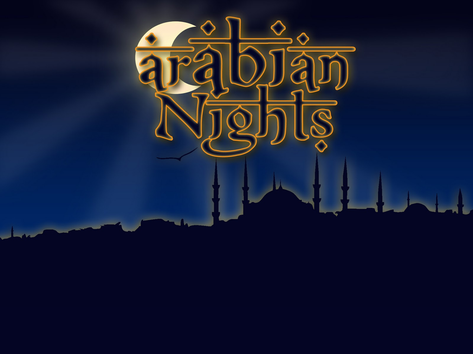 Arabien Nights Backgrounds, Compatible - PC, Mobile, Gadgets| 1600x1200 px