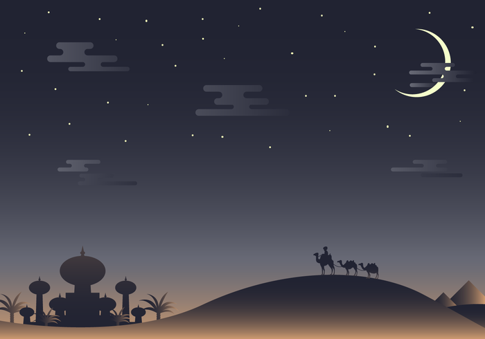 High Resolution Wallpaper | Arabien Nights 700x490 px