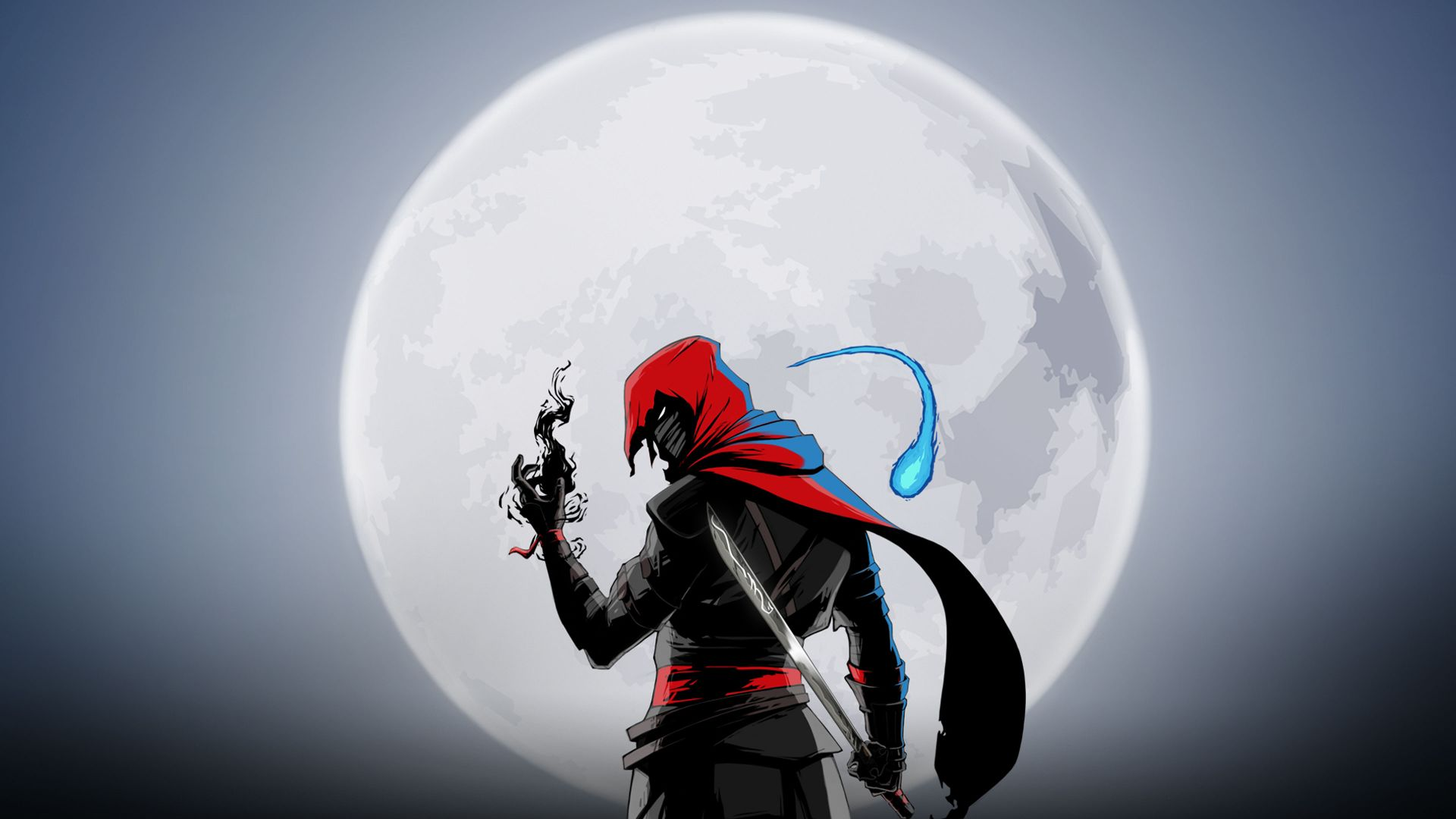 Nice Images Collection: Aragami Desktop Wallpapers
