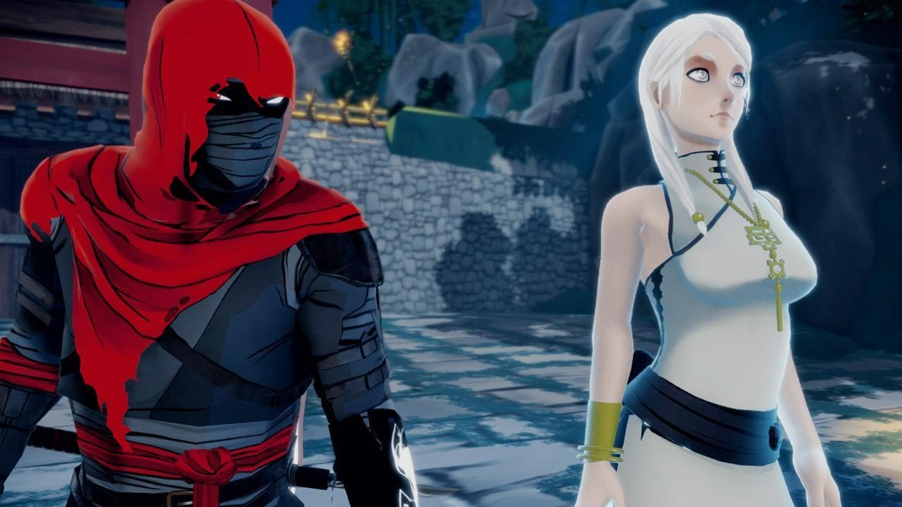 Amazing Aragami Pictures & Backgrounds