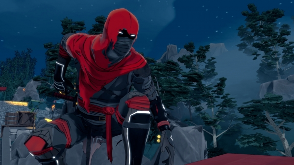 Nice wallpapers Aragami 600x338px