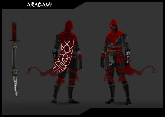 Images of Aragami | 640x453