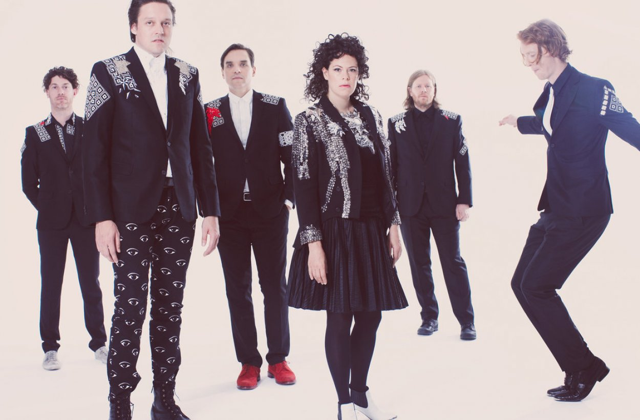 HD Quality Wallpaper | Collection: Music, 1250x820 Arcade Fire