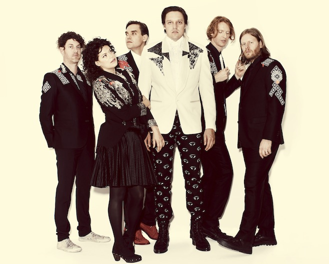 Nice wallpapers Arcade Fire 658x528px