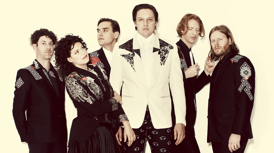 Arcade Fire Pics, Music Collection