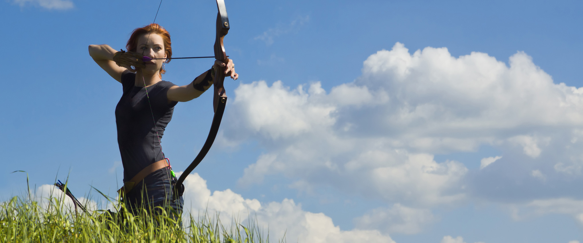 Nice Images Collection: Archery Desktop Wallpapers