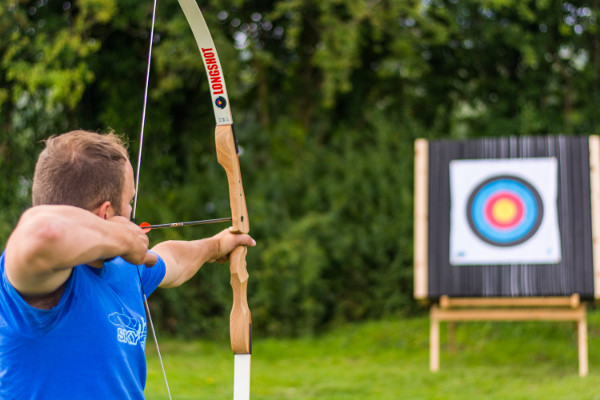 Nice wallpapers Archery 600x400px