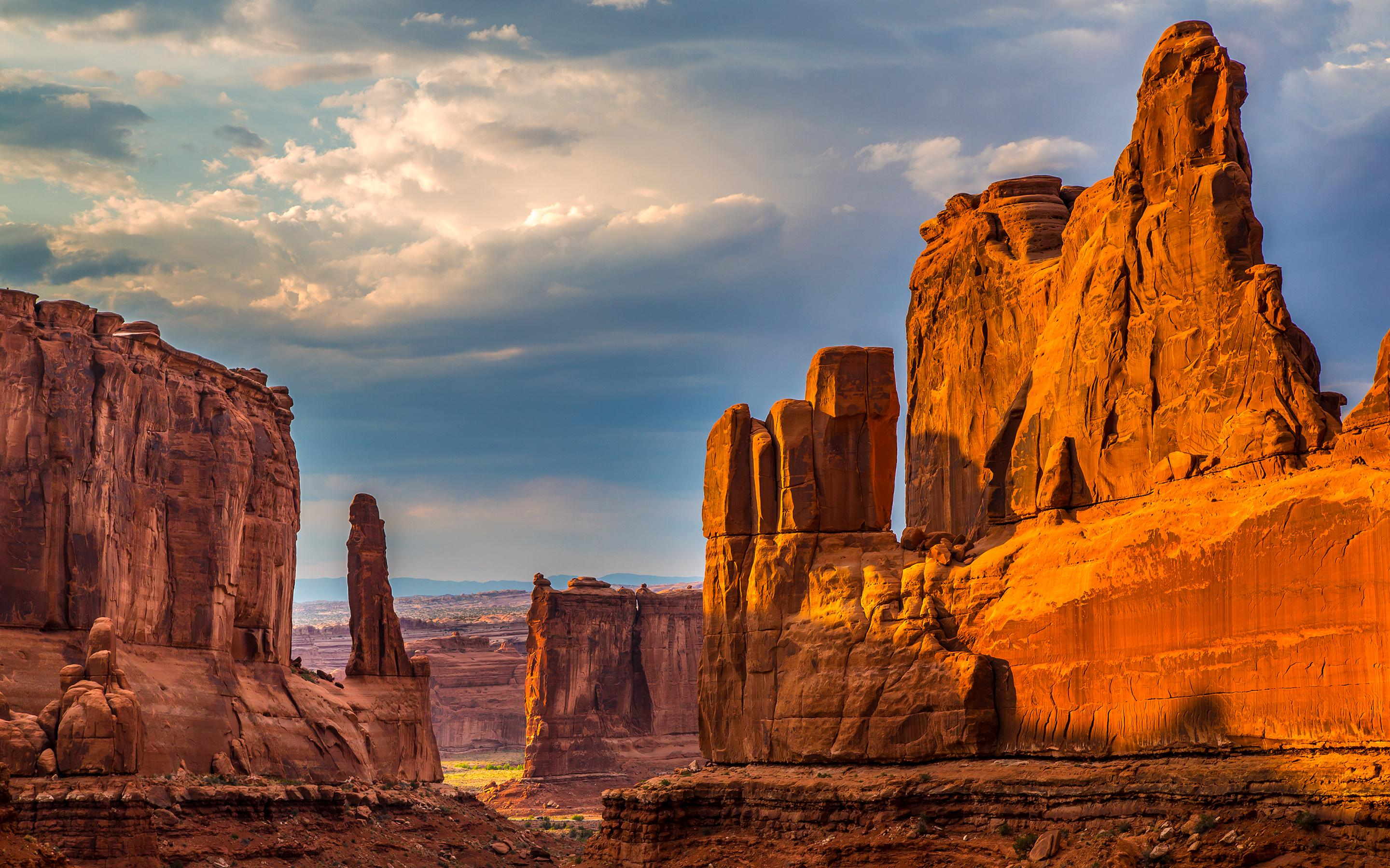 Nice wallpapers Arches National Park 2880x1800px