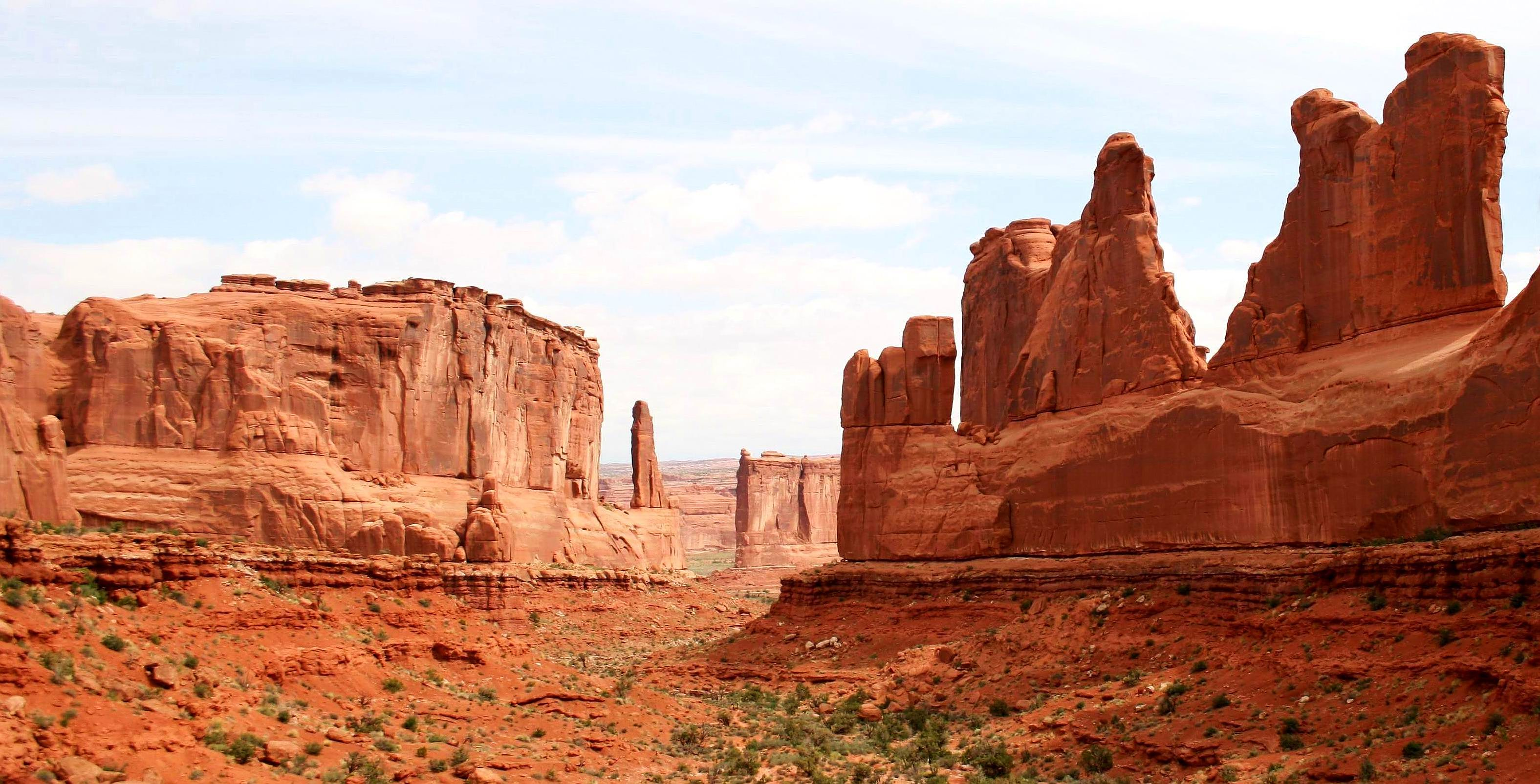 Nice Images Collection: Arches National Park Desktop Wallpapers