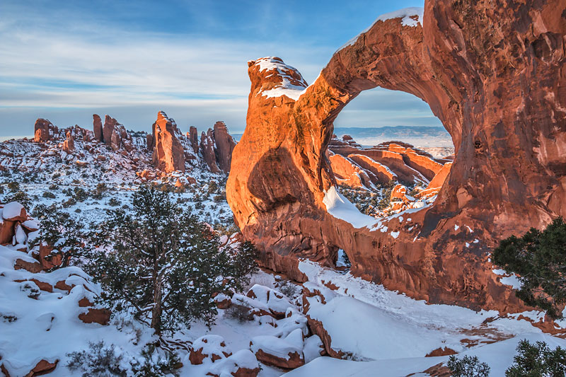 Nice wallpapers Arches National Park 800x533px