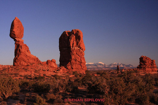 Arches National Park Pics, Earth Collection