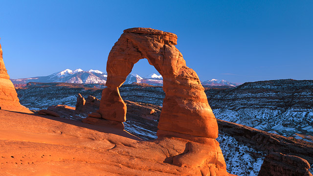 640x360 > Arches National Park Wallpapers