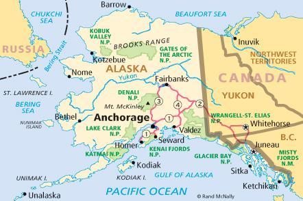 HQ Arctic Alaska Wallpapers | File 32.38Kb