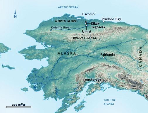 Nice wallpapers Arctic Alaska 506x385px