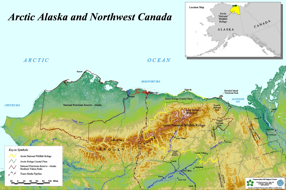 High Resolution Wallpaper | Arctic Alaska 1148x761 px