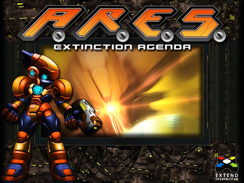 High Resolution Wallpaper | A.R.E.S. Extinction Agenda EX 1024x768 px