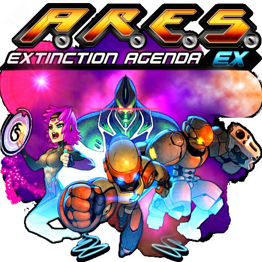 A.R.E.S. Extinction Agenda EX Backgrounds on Wallpapers Vista