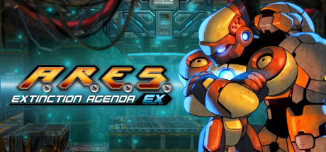 Nice wallpapers A.R.E.S. Extinction Agenda EX 460x215px