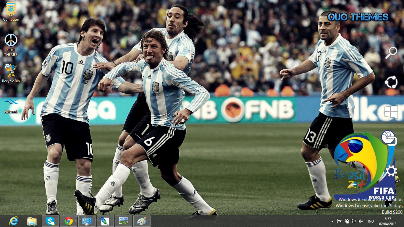 HQ Argentina National Football Team Wallpapers | File 2368Kb