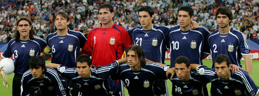 Images of Argentina National Football Team | 850x315