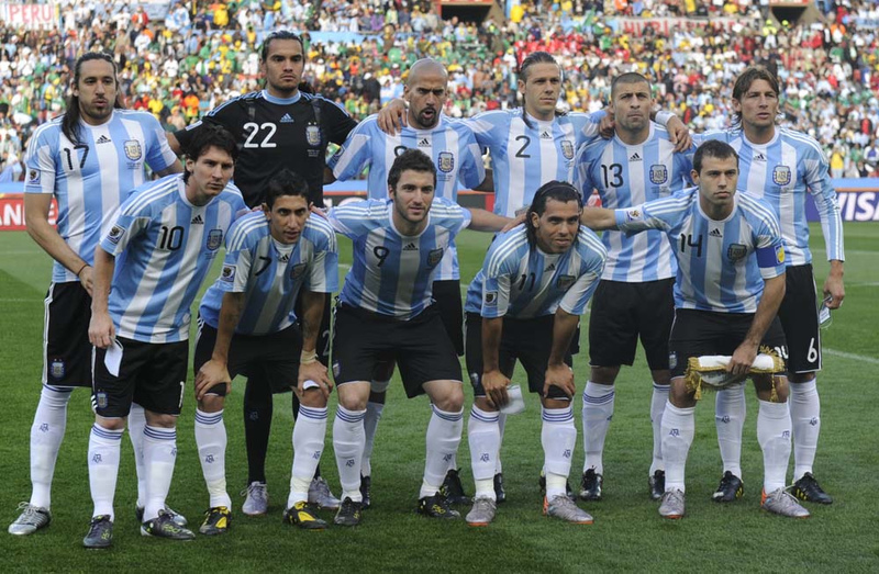 Argentina National Football Team Pics, Sports Collection