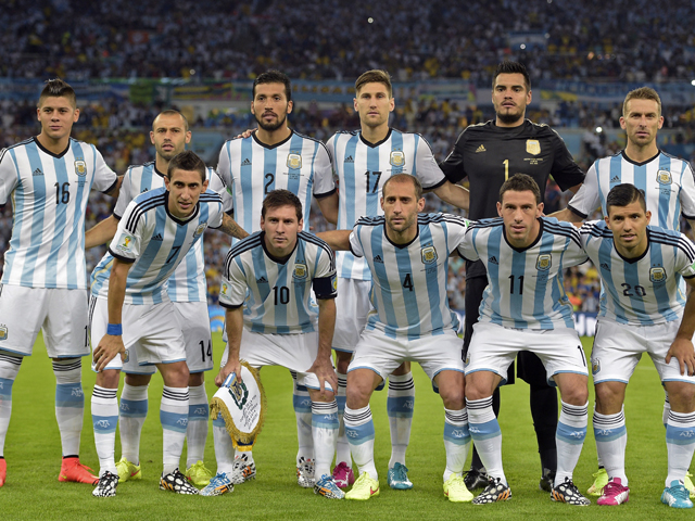 High Resolution Wallpaper | Argentina National Football Team 640x480 px