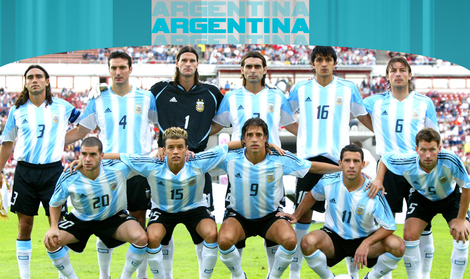 Nice wallpapers Argentina National Football Team 470x279px