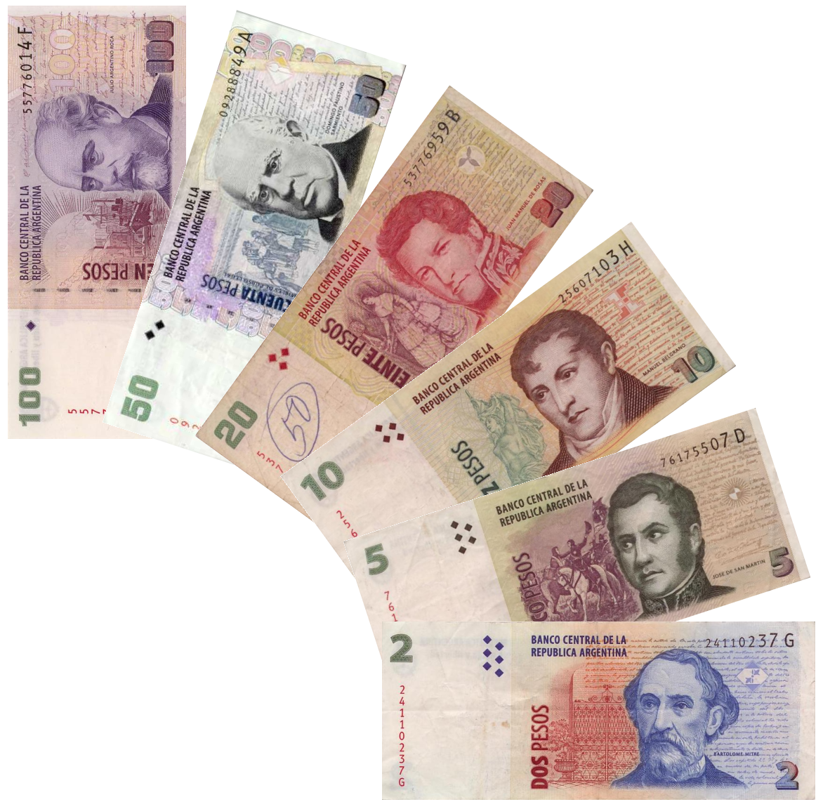 Argentine Peso Wallpapers Man Made Hq