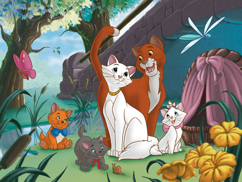 Amazing Aristocats Pictures & Backgrounds