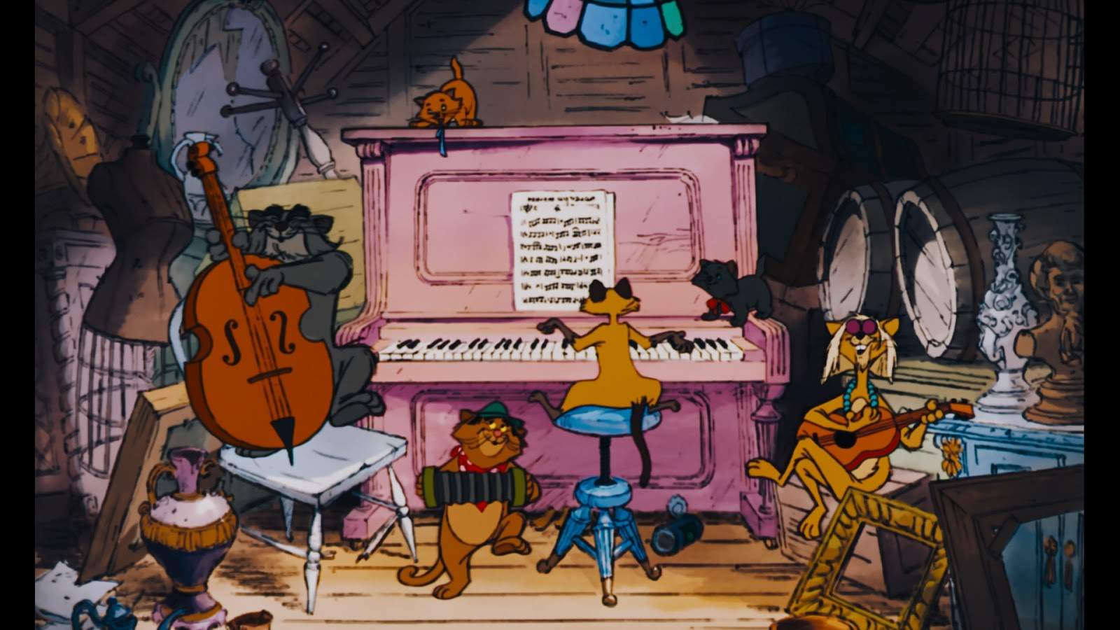 Images of Aristocats | 1600x900