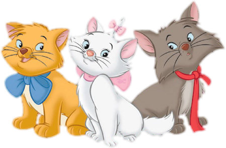 Nice Images Collection: Aristocats Desktop Wallpapers