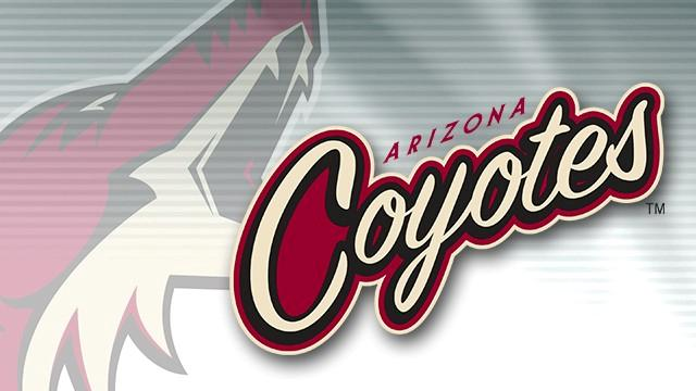 HD Quality Wallpaper | Collection: Sports, 640x360 Arizona Coyotes