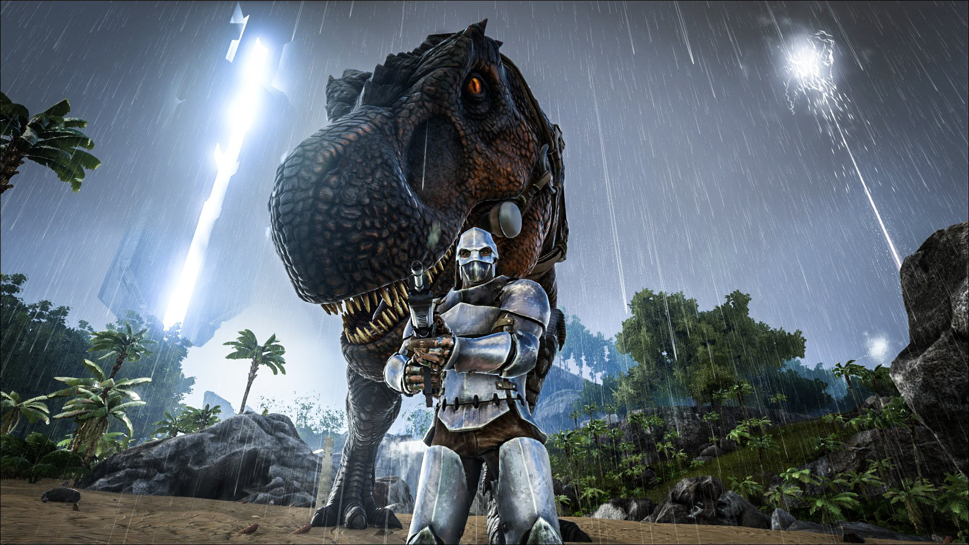 HD Quality Wallpaper   Collection: Video Game, 1920x1080 ARK: Survival Evolved