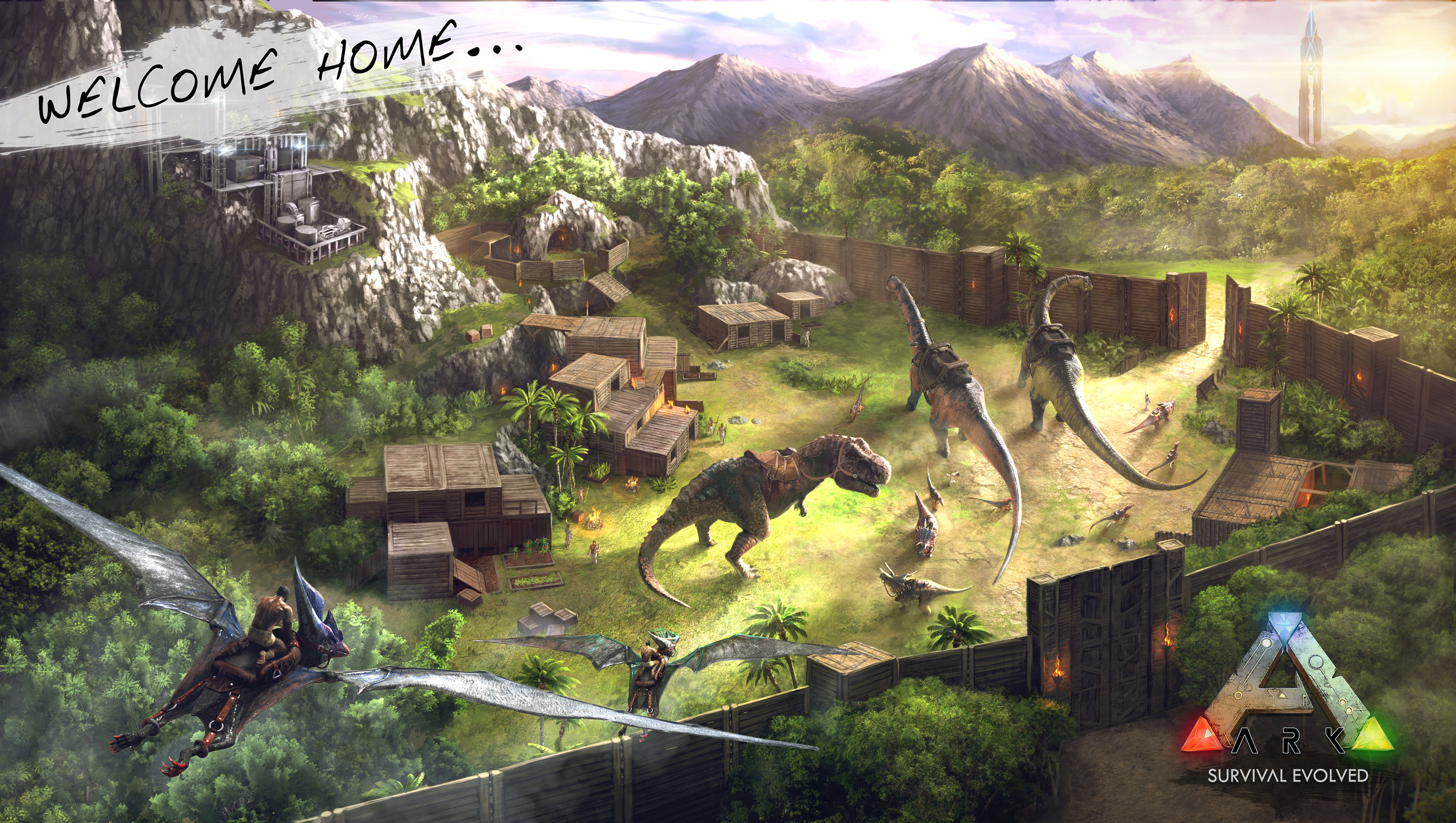 Amazing ARK: Survival Evolved Pictures & Backgrounds